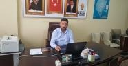 AK Parti Avanos İlçe Başkanı Kesal, Miraç Kandilini Kutladı
