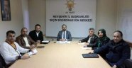 AK Parti Nevşehir İl Teşkilatı, Seçim Çalışmalarına Hız Verdi.