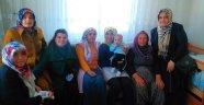 Ak Parti Nevşehir ve Gülşehir Kadın Kolları Ev Ziyaretlerine Devam ediyor.