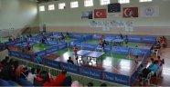 Analig Masa Tenisi Müsabakaları Nevşehir'in Ev Sahipliğinde Düzenlendi.