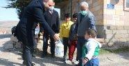 Avanos Belediyesinden İhtiyaç Sahibi Ailelere Süt Yardımı
