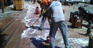 Avanos Esnaflarından Temizlik Çalışmalarına Destek