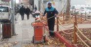 Avanos Sokaklarında Gazel Temizliği