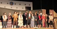 """Avanos'ta """"Tiyatro Günü"""" Gerçekleştirildi"""