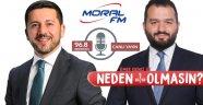 BAŞKAN ARI, MORAL FM'DE CANLI YAYIN KONUĞU OLACAK
