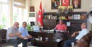 Başkan Eren Kasaba Halkı ile Bayramlaştı