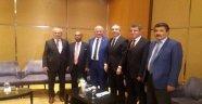 Başkan Fahri Yıldız Sri Lanka Milli Günü Resepsiyonuna Katıldı