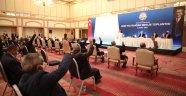 Başkan İbaş Türkiye Enerji Kentleri Birliği Toplantısına Katıldı.