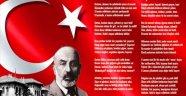Başkan Parmaksız' ın 12 Mart İstiklal Marşı'nın Kabulü Mesajı