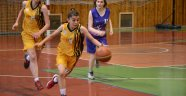 Basketbol Grup Müsabakaları Nevşehir'de Başladı.
