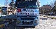 BAYIR BUCAK TÜRKMENLERİNE 2. YARDIM FİLOSU