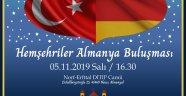 BELEDİYE BAŞKANI ARI, ALMANYA'DAKİ GURBETÇİLERİMİZLE BULUŞUYOR