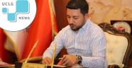 BELEDİYE BAŞKANI RASİM ARI, UCLG-MEWA TOPLANTISI İÇİN İRAN'DA