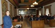 Belediyesi Personellerine Toplumsal Cinsiyet Eşitliği Eğitimi