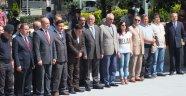CHP, Jandarma'nın 177' inci kuruluş yıldönümü törenlerine katıldı