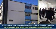 Çömçe, Kozaklı Fizik Tedavi Rehabilitasyon Hastanesi Ek Bina İnşaatında İncelemelerde Bulundu.