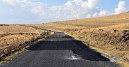 Derinkuyu Köy Yolları Yapım Çalışmaları Hız Kesmeden Devam Ediyor.