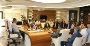 Diyanet-Sen Gaziantep Heyetinden Rektör Bağlı'ya Ziyaret