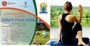 Dünya Yoga Günü' Akmerkez'de kutlanacak