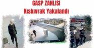 Gasp Zanlısı Gülşehir'de Kıskıvrak Yakalandı