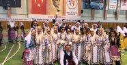 Gençlik ve Spor Kulübü, Halk oyunlarında  İl Birinciliğini Kazandı