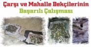Gülşehir'de Çarşı ve Mahalle Bekçilerinin Başarılı Çalışması.