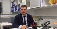 Gülşehir'li Hemşerimiz Berat Erkök TBMM'deki görevine başladı