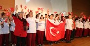 Hemşirelik Bölümü Öğrencileri'nin Üniforma Giyme Heyecanı