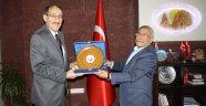 Kalayoğlu'ndan, Başkan Karaaslan'a Veda Ziyareti