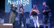 Kapadokya'da Bahar Konserleri Coşkusu Yaşandı