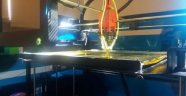 """Kapadokya Teknopark'ta 16 Renkli """"3D Yazıcı"""" Kullanıma Açıldı"""