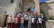 Kapadokya'nın İlk Butik Otel Belgesi Kayakapı'nın