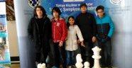 Kardelen Koleji Satranç Şampiyonları Antalya'da