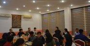 Karslı misafir öğrenciler, Vali İlhami Aktaş ile iftarda buluştu