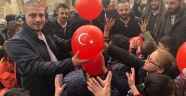 """""""Kudüs'ten Zeytindağı'ndan Zeytindalı Harekatına Selam Olsun"""