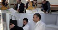 Nevşehir Belediyesi personelleri, sağlık kontrolünden geçirildi.