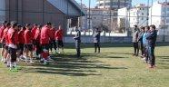 Nevşehir Belediyespor- Antalya Kemer'de