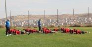 Nevşehir Belediyespor Belediye Derincespor hazırlıkları Devam ediyor