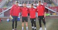 Nevşehir Belediyespor'dan 4 transfer