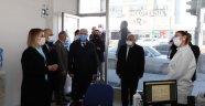 Nevşehir'de Kontrollü Normalleşme Sürecinde Dinamik Denetim Gerçekleştirildi
