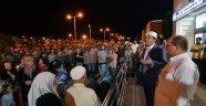Nevşehir'den Hacı Adayları Kutsal Yolculuğa Uğurlandı