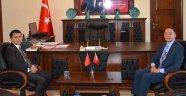 Nevşehir Denetimli Serbestlik Müdürlüğüne Ziyaret.