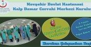 Nevşehir Devlet Hastanesine Kalp Damar Cerrahi Merkezi (KVC) Kurulumu için Start Verildi