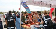 Nevşehir Emniyetinden NEVÜ Öğrencilerine 'Hoş Geldin' Standı