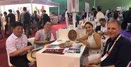 Nevşehir Hacı Bektaş Veli Üniversitesi Avrupa'nın En Büyük Eğitim Fuarı 'EAIE 2017'ye Katıldı