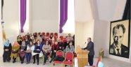 Nevşehir İl Milli Eğitim Müdürü DEMİR Rehber Öğretmenlerle Toplantı Yaptı