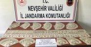 Nevşehir Jandarmasından Sahte Dolar Operasyonu