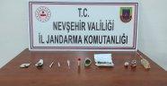 Nevşehir Jandarmasından Uyuşturucu Operasyonu