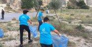 Nevşehir Ülkü Ocakları'ndan 400 günde 612 faaliyet