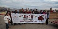 Nevşehir Valiliği ve AHİKA İşbirliğinde Gerçekleştirilecek Olan CHINADOCIA Projesi Başladı